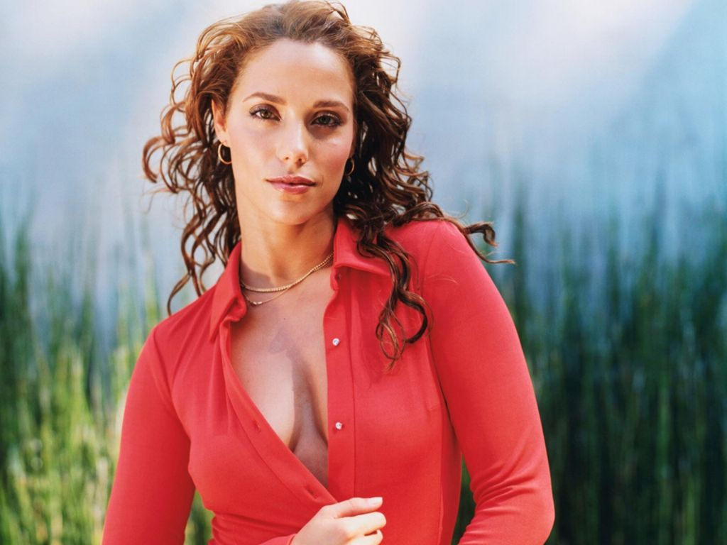 Elizabeth Berkley - Beautiful Photos
