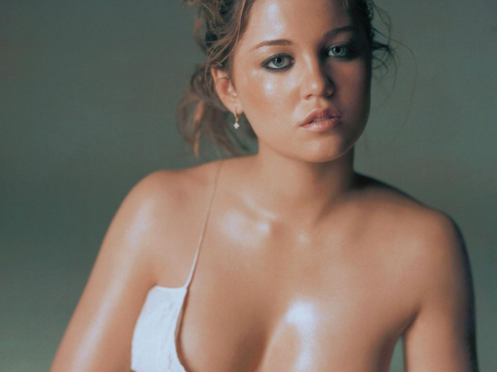 Erika christensen topless in allure apologise, but